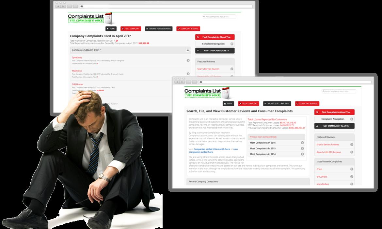 Complaintslist.com-Removal