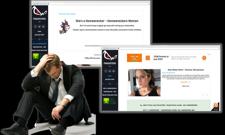 Fraudsters.online-Removal