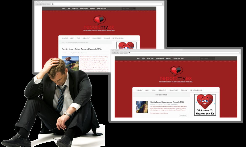 Reportmyex.com-Removal