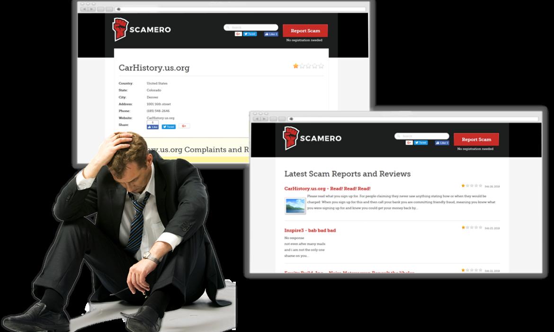 Scamero.com-Removal