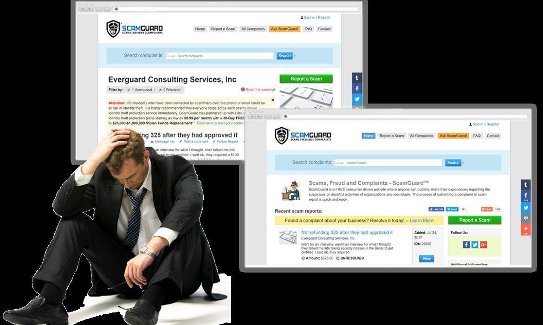 Scamguard.com-Removal