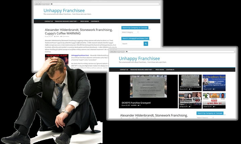 Unhappyfranchise.com-Removal