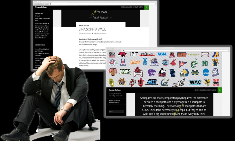 cheatercollege.com-Removal
