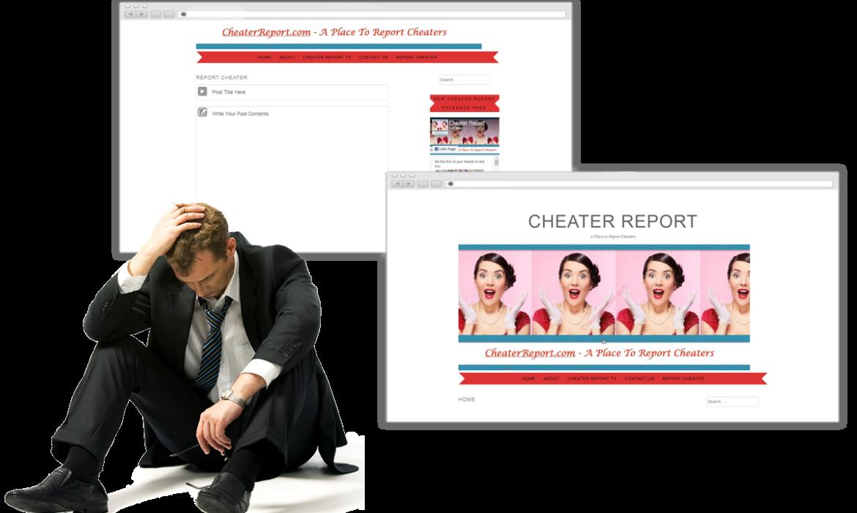 cheaterreport.com-Removal