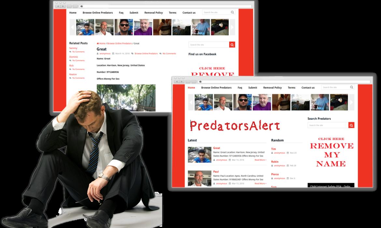 predatorsalert.com-Removal