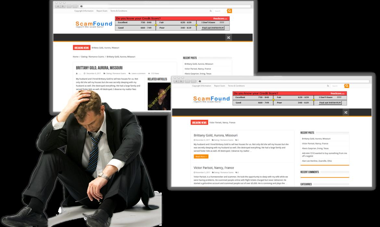 scamfound.com-Removal